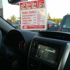 Photo taken at In-N-Out Burger by Brooks R. on 10/16/2012