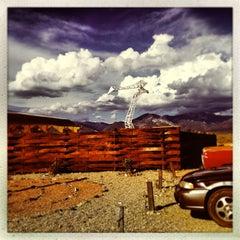 Photo taken at Taos Mesa Brewing by Scott S. on 7/26/2013
