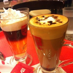 Photo taken at Cafe Coffee Day by Chaitali C. on 1/28/2013