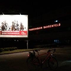 Photo taken at Trabrennbahn Bahrenfeld by Harald L. on 12/30/2013