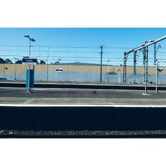 Photo taken at Clyde Station by Ainslie P. on 10/1/2014