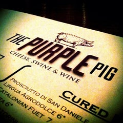Photo taken at The Purple Pig by Victor N. on 10/5/2012