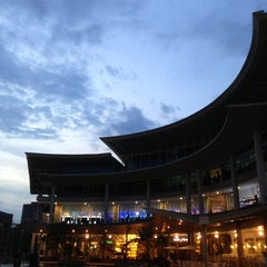 Photo taken at Alamanda Shopping Centre by Viv C. on 12/29/2012