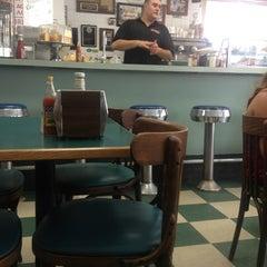 Photo taken at La Pola Cuban Restaurant by TomDoody U. on 8/6/2013