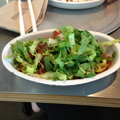 Photo taken at Chipotle Mexican Grill by Vikki on 4/25/2013
