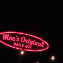 Photo taken at Moe's BBQ by Eric S. on 8/22/2014