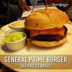 Photo taken at General Prime Burger by Guto C. on 1/22/2013
