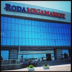 Photo taken at Roda Megamarket by Nikola V. on 6/16/2013