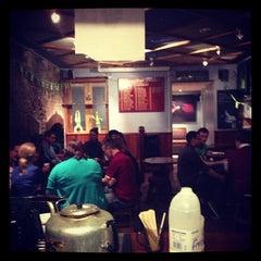 Photo taken at Club Chonradh na Gaeilge by Peadar d. on 5/1/2013
