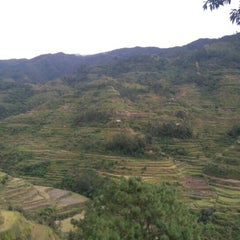 Photo taken at Banaue Rice Terraces Viewpoint by Eddiléuz A. on 11/20/2015