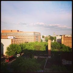 Photo taken at A&O Berlin Mitte by Danil Z. on 5/23/2013