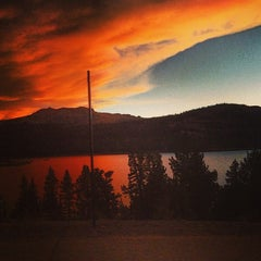 Photo taken at Caples Lake by Joel D. on 8/31/2013