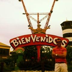 Photo taken at Parque de la Costa by Adriano P. on 12/29/2012
