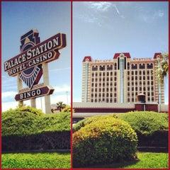 Photo taken at Palace Station Hotel & Casino by Ryan M. on 4/24/2013