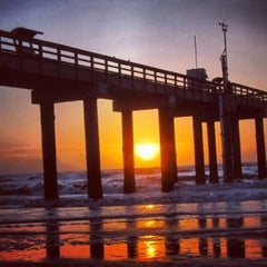 Photo taken at St. Augustine Pier by Joseph C. on 5/31/2013