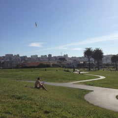 Photo taken at Fort Mason by Yolanda L. on 3/10/2013