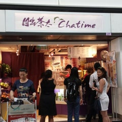Photo taken at Chatime 日出茶太 by Keach D. on 6/5/2014