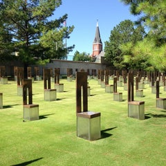 Photo taken at Oklahoma City National Memorial & Museum by  ℋumorous on 7/19/2013