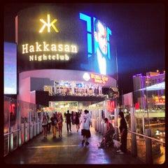 Photo taken at Hakkasan Las Vegas Nightclub by Beto S. on 6/1/2013