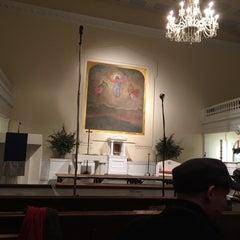 Photo taken at St. Joseph's Roman Catholic Church by Tarp A. on 12/19/2015