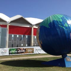 Photo taken at World Dairy Expo by Lindsey on 9/29/2012