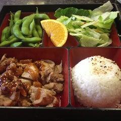 Photo taken at Sushi & Teri by cyn on 8/16/2013