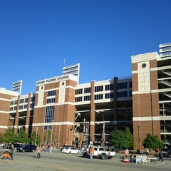 Photo taken at Boone Pickens Stadium by Grant P. on 10/20/2012