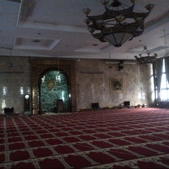 Photo taken at Masjid Agung Sunda Kelapa by chama m. on 5/8/2013