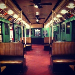 Photo taken at New York Transit Museum by Shaelyn A. on 9/15/2012
