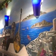 Photo taken at Greek Corner Restaurant by Danny L. on 9/18/2012