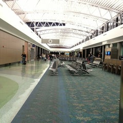 Photo taken at Tampa International Airport (TPA) by Shashank M. on 2/10/2013
