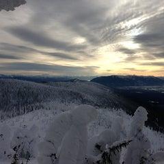 Photo taken at Whitefish Mountain Resort by Jim F. on 1/19/2013