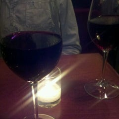 Photo taken at Pure Wine Cafe by Scott J. on 10/13/2012