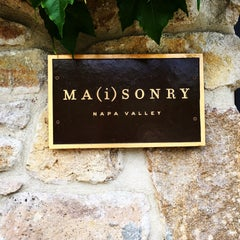 Photo taken at Ma(i)sonry Napa Valley by Danny N. on 9/27/2015