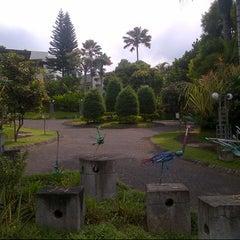 Photo taken at Klub Bunga Butik & Resort by Nicko Y. on 8/16/2013