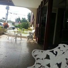 Photo taken at Brasília Park Hotel by Arlisson N. on 6/6/2013