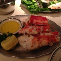 Photo taken at Joe's Seafood, Prime Steak & Stone Crab by Bobby M. on 12/15/2012