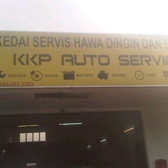 Photo taken at KKP Auto Service by Mohd N. on 1/5/2013