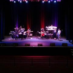 Photo taken at Wilbur Theatre by Kris O. on 5/29/2013