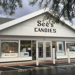 Photo taken at See's Candies by Hector O. on 12/17/2014