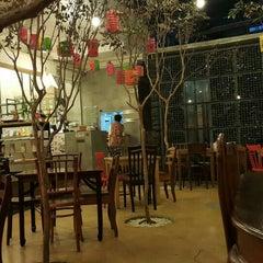 Photo taken at Purple Cane Tea House by mzyenh on 9/20/2015