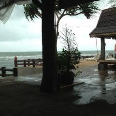Photo taken at Blue Andaman Lanta Resort by Kemal K. on 7/3/2013