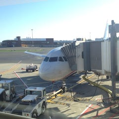 Photo taken at Gate B19 by Stanislav Y. on 10/1/2013