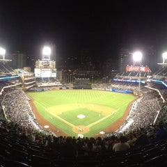 Photo taken at Petco Park by Michael W. on 7/9/2013