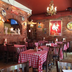 Photo taken at Pasta Jay's by Debbi D. on 10/1/2015