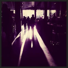 Photo taken at Globus am Bellevue by Vijay I. on 1/26/2013