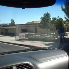 Photo taken at Vista Heights Middle School by Suzanne S. on 3/1/2013