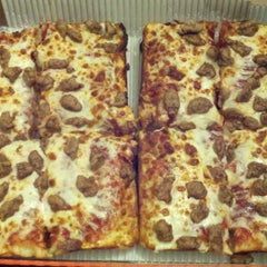 Photo taken at Little Caesars Pizza by Josh C. on 4/16/2013