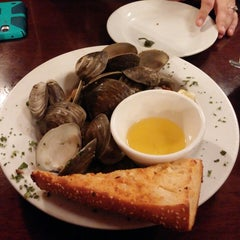 Photo taken at Schlesinger's Steak House by Rob R. on 3/14/2015