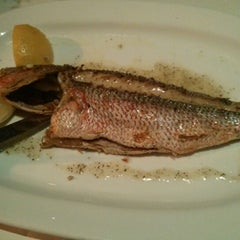 Photo taken at Greek Islands Taverna by Rob R. on 1/7/2013